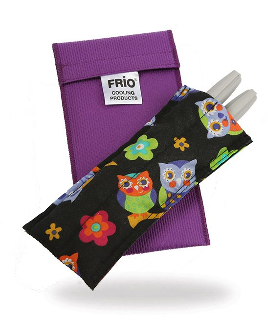 The Frio Owl Medication Cooling Wallet