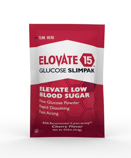 Elovate 15 diabetic glucose