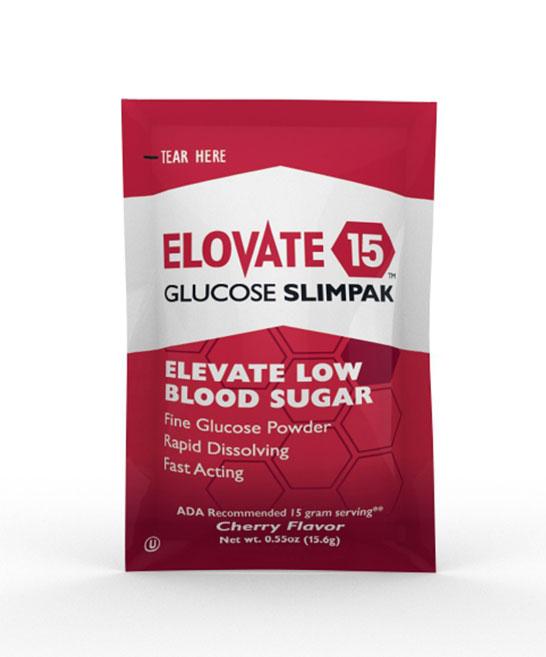 Elovate 15 diabetic glucose